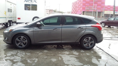 ford focus se sport 2012 gris oscuro