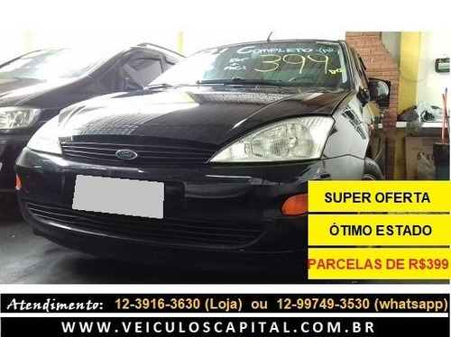 ford focus sedan 2.0 16v, 1196