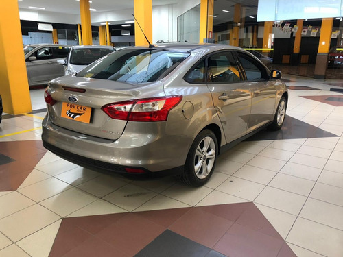 ford focus sedan 2.0 s flex aut. 4p (4830)