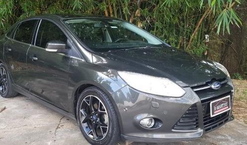 ford focus sedan 2.0 s flex aut. 4p