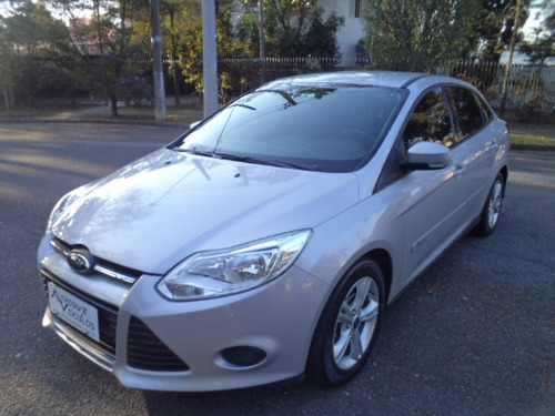 ford focus sedan 2.0 s flex aut. 4p un.dono 38 mkm 2014
