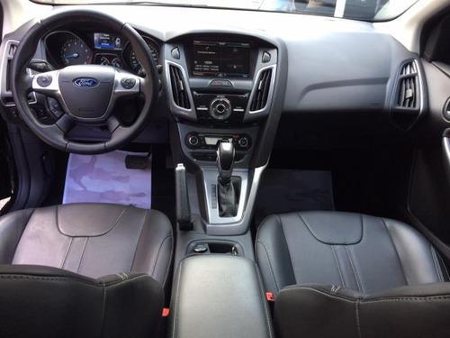 ford focus sedan 2.0 titanium  automático