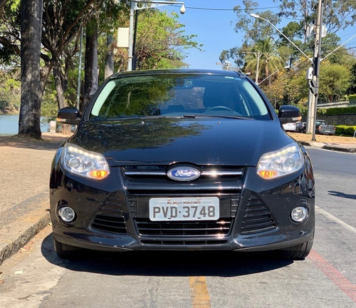 ford focus sedan 2.0 titanium flex aut. 4p
