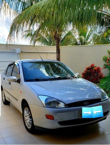 ford focus sedan 2002 2.0 ghia 4p manual