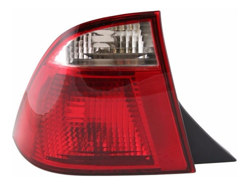 ford focus sedan 2005 - 2007 calavera izquierda trasera