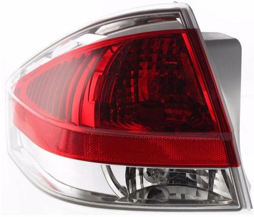 ford focus sedan 2007 - 2008 calavera izquierda trasera