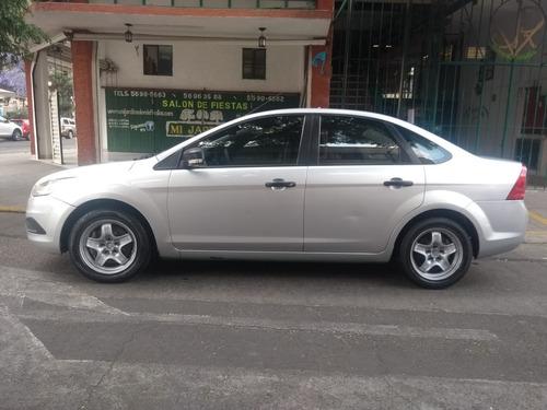 ford focus sedan ambiente 5vel mt 2009