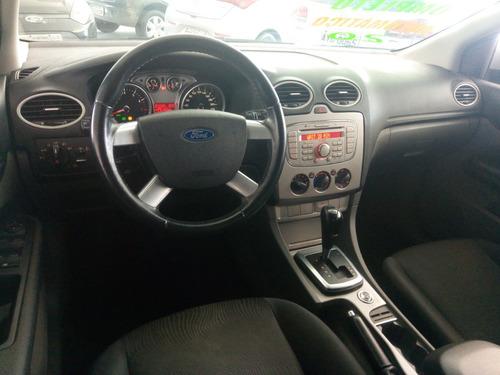 ford focus sedan automatico 2013 prata botao de start/stop