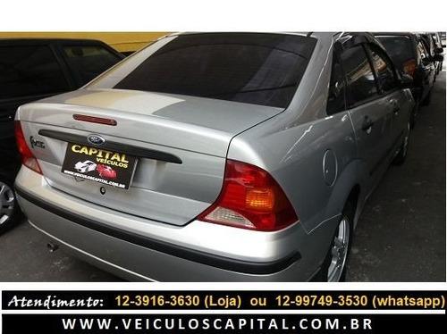 ford focus sedan fc 2.0 16v flex, 4805