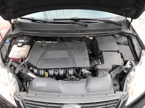 ford focus sedan  glx 2.0 16v duratec (aut) gasolina automá
