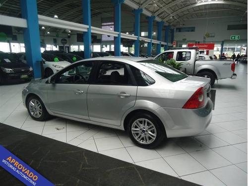 ford focus sedan glx 2.0 4p flex automatico