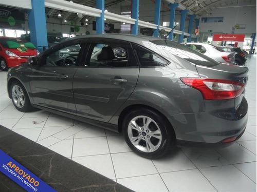 ford focus sedan s 2.0 4p flex automatico