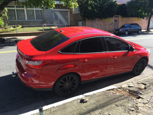 ford focus sedan s  motor 2.0  flex