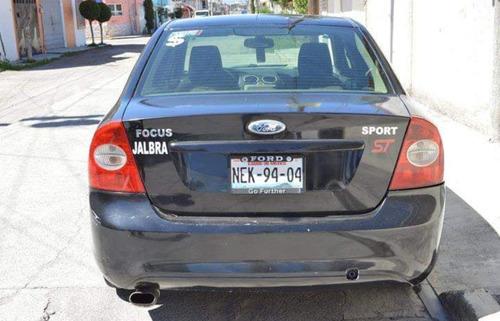 ford focus sedan sport 5vel mt 2009