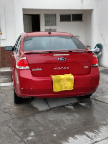 ford focus sedan sport at 2009