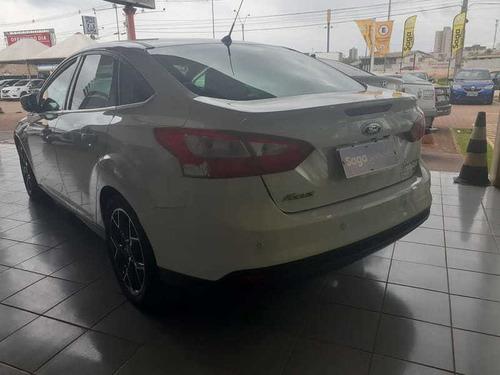 ford focus sedan titanium 2.0 16v flex  aut