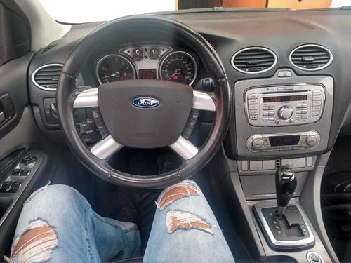 ford focus sedan titanium 2.0 automático 2013