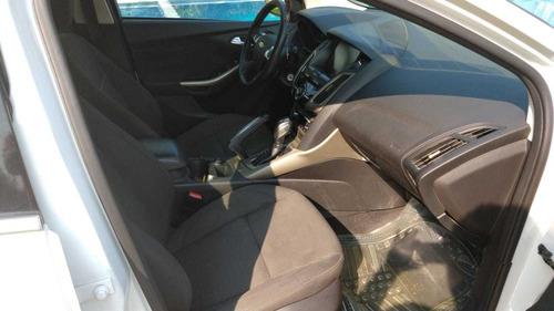 ford focus sel aut. 5 puertas 2012