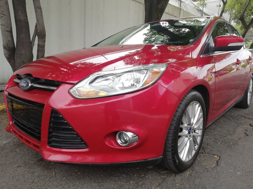 ford focus sel plus at 2012