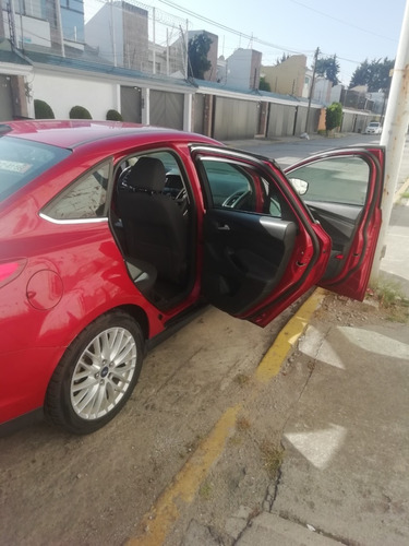 ford focus tipo  sel ta 4 ptas 2012
