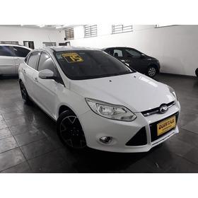 Ford Focus Titamium Aut. 2.0 - 2015 - Único Dono