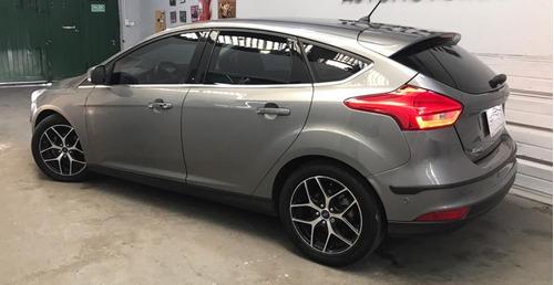 ford focus titanium 2.0 at 2017