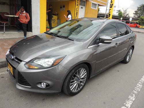ford focus titanium 2.0 cc