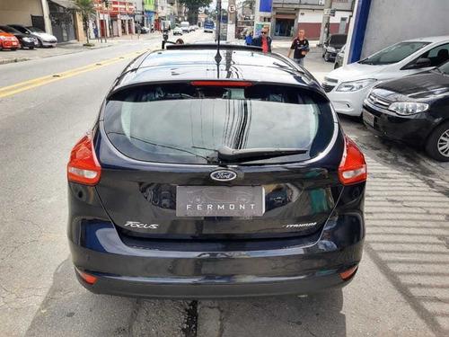ford focus titanium 2.0 flex 5p aut
