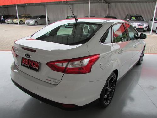 ford focus titanium 2.0 flex aut. 67.800km 2015 r$65.800,00