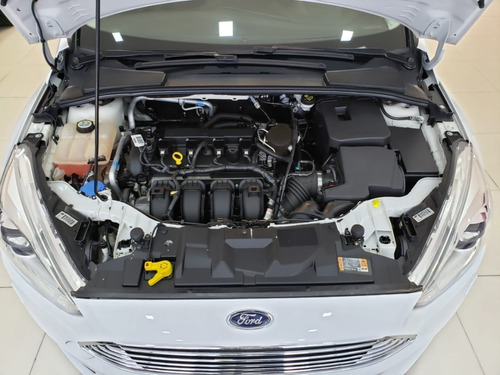 ford focus titanium 2.0 powershift 2016 43.000kms