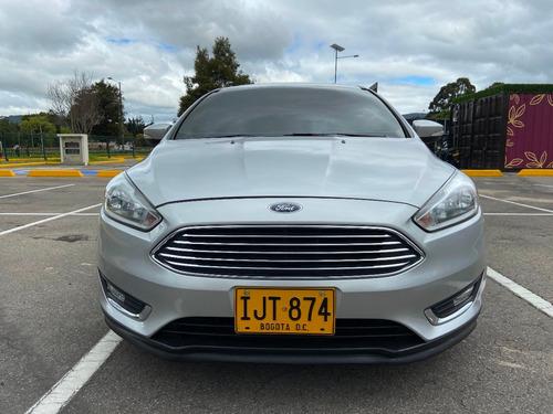 ford focus titanium 2015 version de lujo