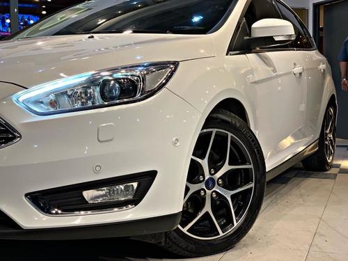 ford focus titanium 2.0n at | 35.000km | 2019 rec.menor/fin