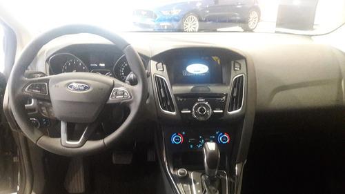 ford focus titanium at - 5 puertas  0km 2018 mc 5
