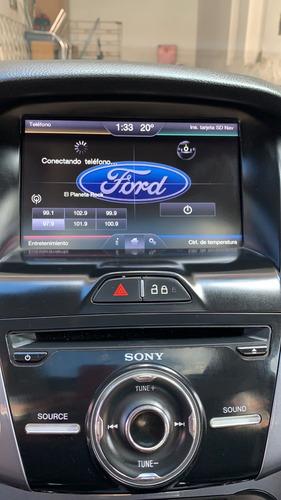 ford focus titanium automatico 2.0 cc