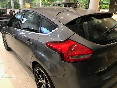 ford focus titanium automatico jm5 0km contado