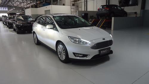 ford focus titanium blindado nível 3 a 2018