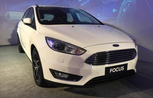 ford focus titanium caja manual 5 puertas tasa 0% fb2