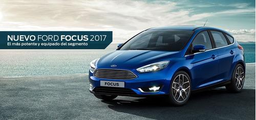 ford focus titanium hatch