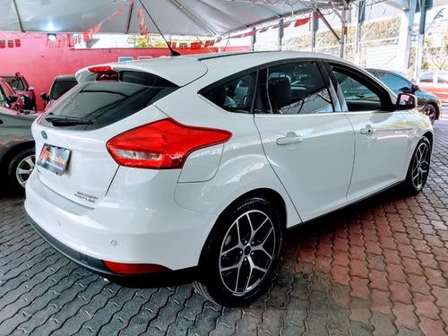 ford focus titanium hatch automatico 2016