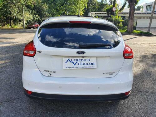 ford focus titanium plus automático top teto solar 2017