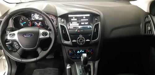 ford focus titaniun 2.0  powershift 2015 baixo km