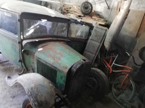 ford ford a 1929 2 puerta