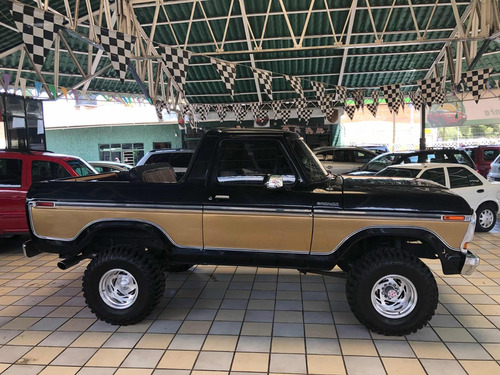 ford ford bronco 1979 4x4