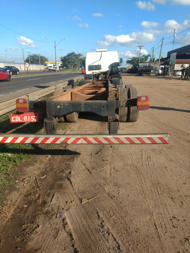 ford ford cargo 1622 chassis longo 10,20m