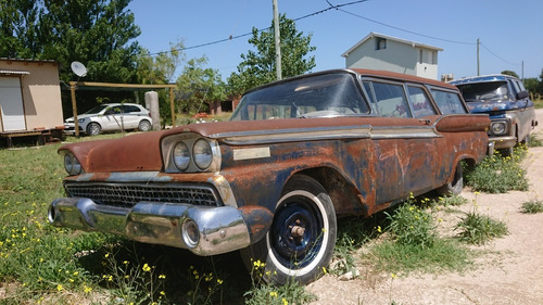 ford ford courrier 1959