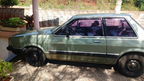ford ford del rey ghia 1.6 cht gasolina