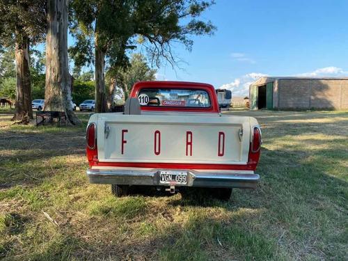 ford ford f100 1972 v8