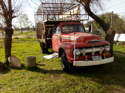 ford ford f5 año 1952 1980