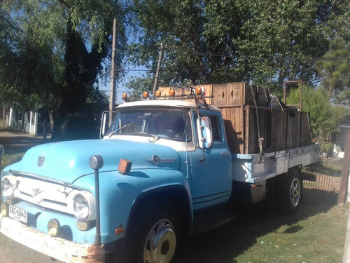 ford ford f500 1980