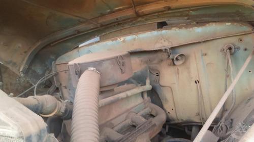 ford ford f600 1958 funcionando mecanica diesel mercedes 111